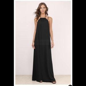 Tobi Open Back Maxi Dress